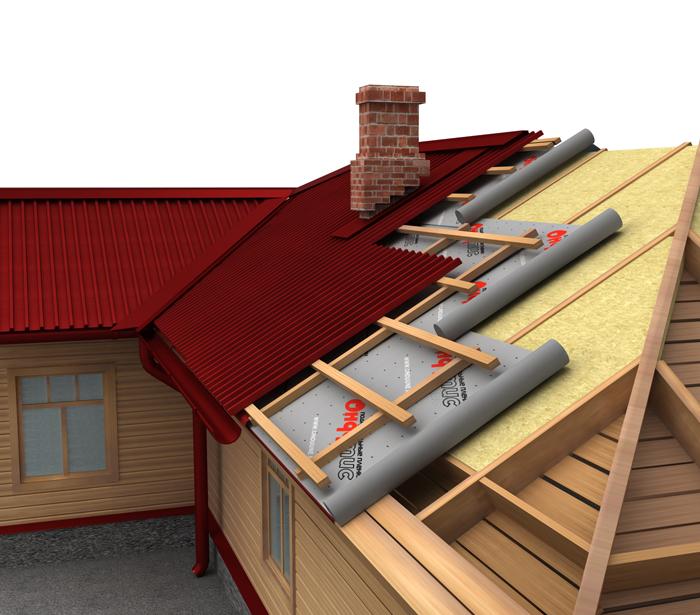 2 скатная крыша видео